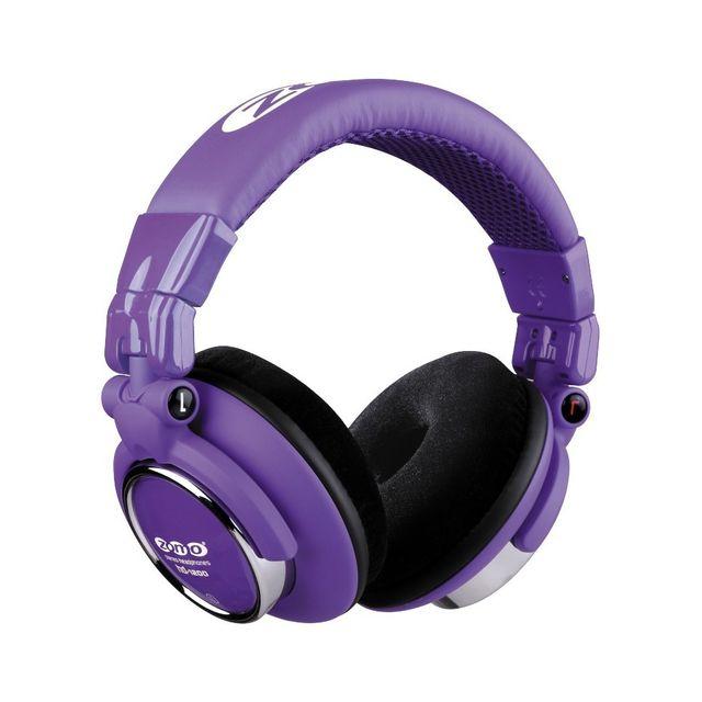 Zomo - Hd1200 Violet Toxic - Casque audio