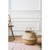 COMPACTOR - Panier BELLY Naturel Taille M