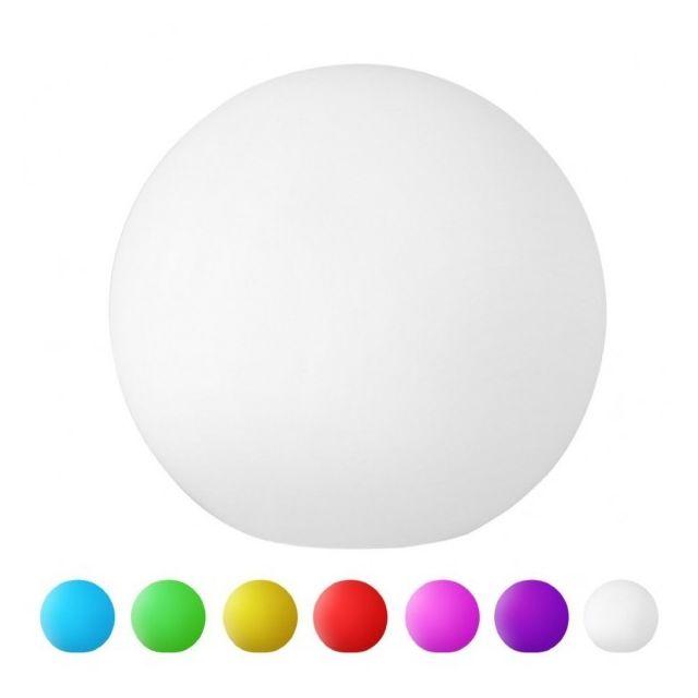 jago clairage d 39 ambiance led en forme de globe 7 couleurs de lumi re 6 piles incluses 1. Black Bedroom Furniture Sets. Home Design Ideas