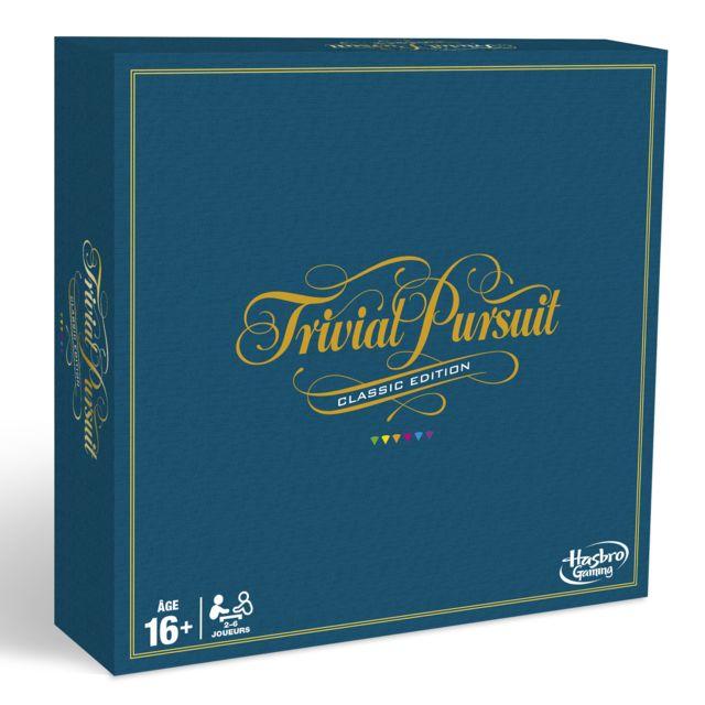 HASBRO Trivial Poursuit Classic - Nouvelle Version - C19401010