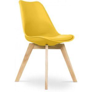 Privatefloor chaise geneva avec coussin design for Chaise zons
