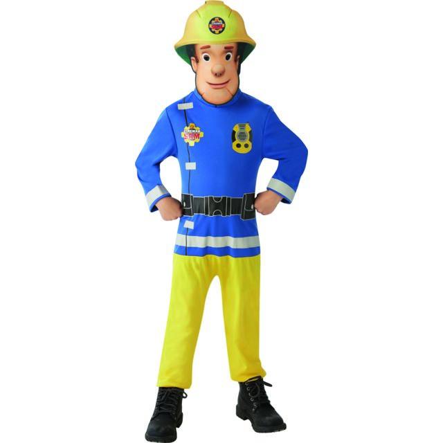 RUBIES Déguisement classique Sam le Pompier - TM