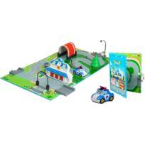 Robocar Poli - Aire de jeu - Quartier général - 83280