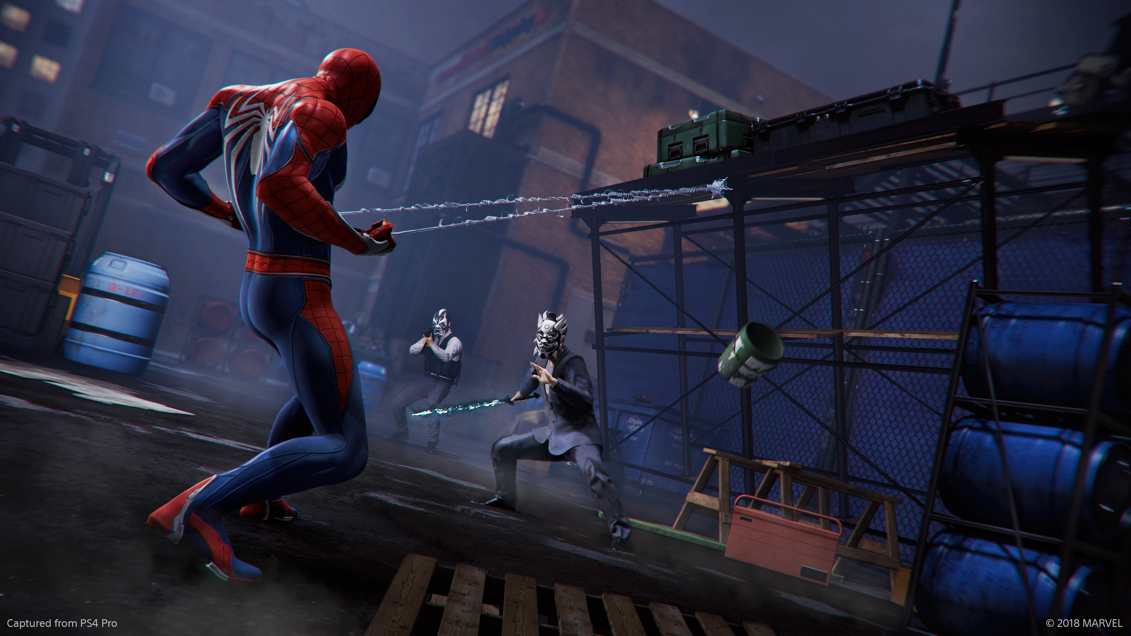 Marvel's Spider-Man - Jeu PS4