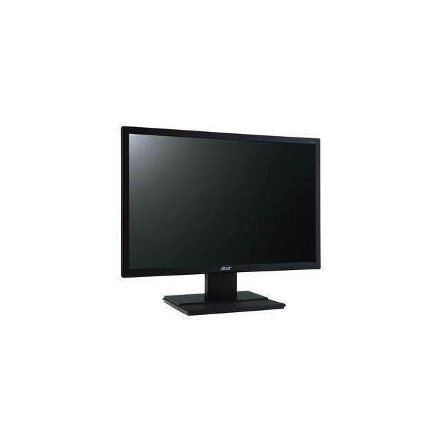 Acer - Moniteur 19' Led - V196WLbmd 1440 x 900 pixels - 5 ms - Format large 16/10 - Noir