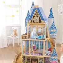 Kidkraft - Maison de poupée Princesse Cendrillon Disney