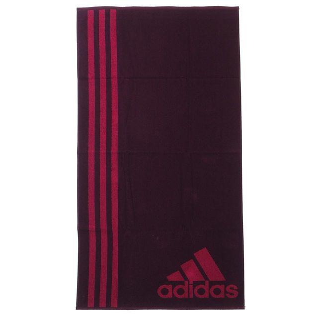 Adidas Serviette De Bain Drap De Plage Towel L Rednit Mys Rouge