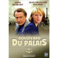 Lcj Editions - Boulevard du palais/Coffret saison 2