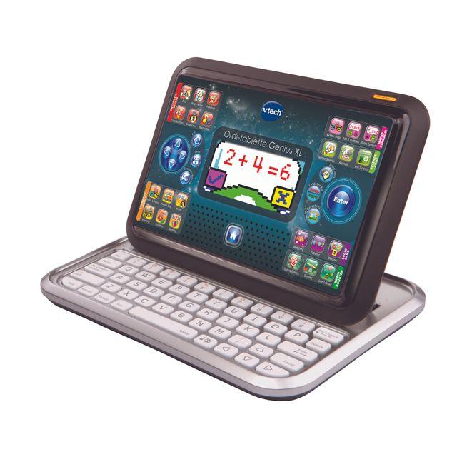 VTECH - Ordi-tablette Genius XL Color noir