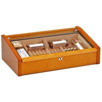 Adorini - Cave à cigares vitrée - 100 cigares