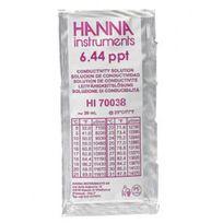 Hanna Instruments - sachet de solution tampon tds 6.44g/l - hi 70038 p