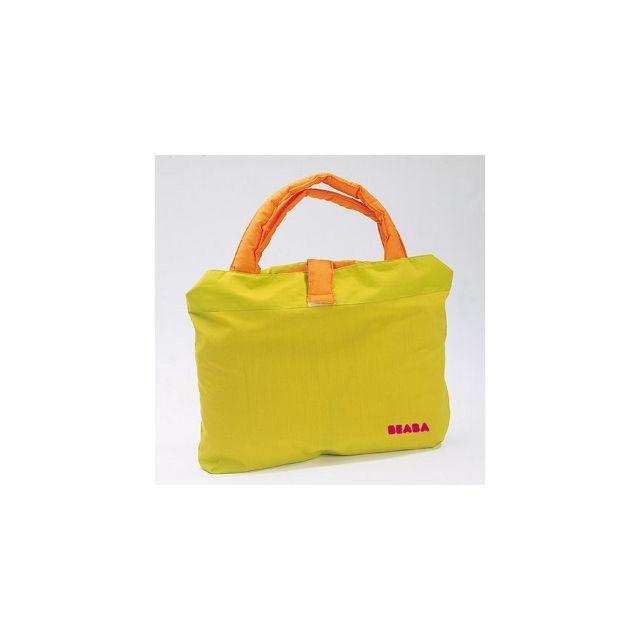 Béaba - Siège Confort pour caddie vert   orange - Beaba - pas cher ... 82e52bf8b3b