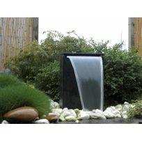 Ubbink - Fontaine de jardin Vicenza avec chute d'eau Led