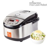 Vimeu-Outillage - Robot Cuiseur Inox Cook