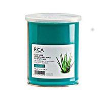 Rica - Cire à épiler liposoluble aloé vera, pot 800ml