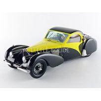 Bauer - Bugatti Type 57C Atalante - 1939 - 1/12 - 7828Z75_YELLOW/BLACK