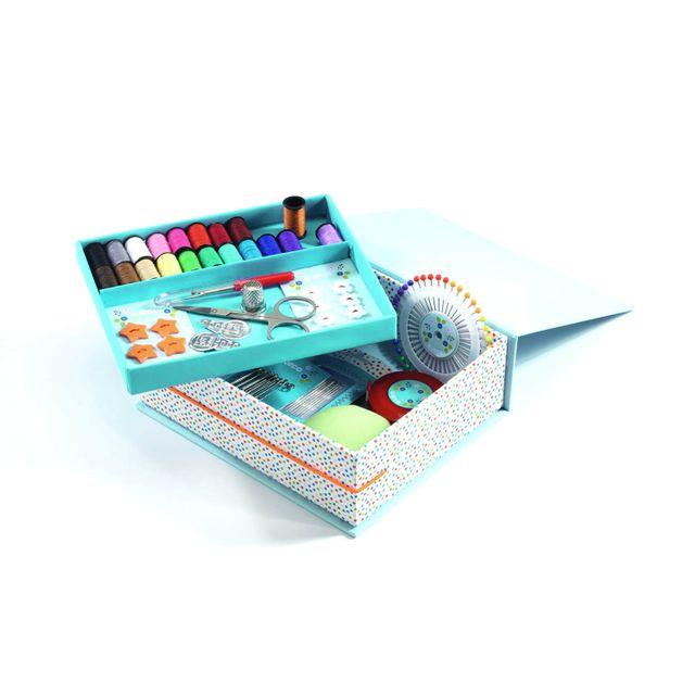 Djeco Set créatif : Ma boîte à couture