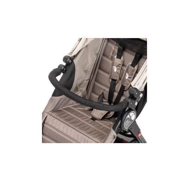 Manyo Barre de Protection Poussette B/éb/é Confort Arceau de S/écurit/é Poussette Charge Maximale 100 KG Accessoire Poussette pour Poussette Guidon Reversible