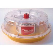 REBER - cloche pour fromage et gateaux pour appareil sous vide 9700n et 9701n - 6730a
