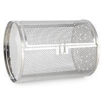 KLARSTEIN - BBQ-Cage Grill cage acier accessoire de remplacement pour friteuse