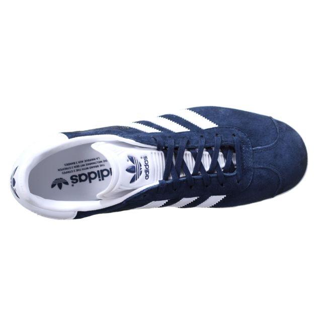 Adidas Basket Gazelle Bb5478 Marine Bleu pas cher Achat