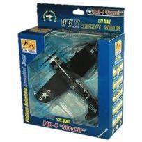 Daron - Worldwide N-gociation Em37237 Easy Model F4U-4 Vmf323 Usmc 1/72