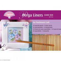 Pergamano - Perga Liners BoÎTE De Crayons De Couleur Multicolore