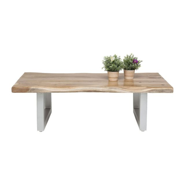 Karedesign Table basse Pure Nature 135x70cm Kare Design