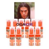T Juice - Lot 10 e-liquides Red Astaire - 3mg soit 4,90 euros le flacon 10ml