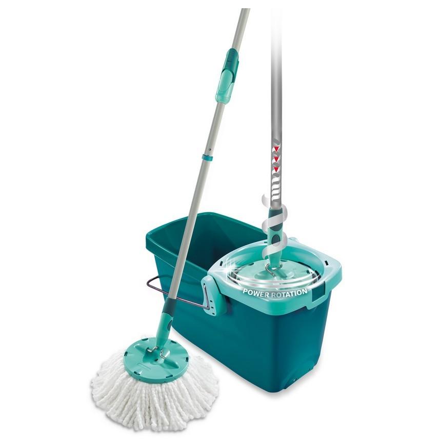balai lave sol avec seau 20l - 52019