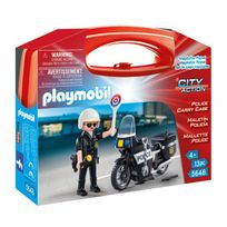 Valisette Motard de Police - 5648