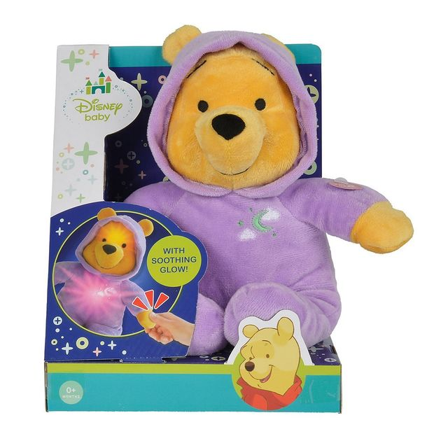 DISNEY BABY - Winnie l'Ourson - Veillleuse en peluche - 5870962
