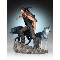 Kotobukiya - The Walking Dead statuette 1/8 Daryl & the Wolves 26 cm