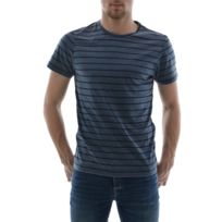 Blend of america - tee shirt 20700732 t-shirt bleu Xl