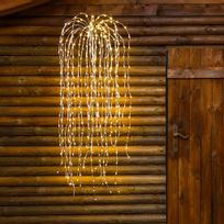 Lotti - Branche Lumineuse Willow Blanc Chaud Flash / 120 cm