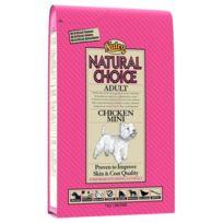 Nutro Natural Choice - Croquettes au Poulet pour Petit Chien Adulte - 7Kg