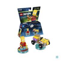 Warner Games - Lego Dimensions - Bart Simpson - Les Simpson