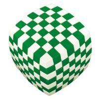 V-cube - tm 7 Illusion - Vert Blanc