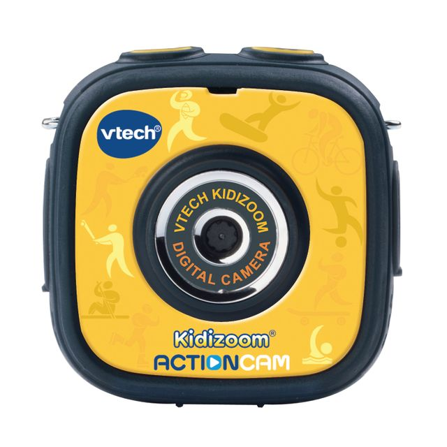 vtech kidizoom action cam pas cher achat vente appareil photo enfant rueducommerce. Black Bedroom Furniture Sets. Home Design Ideas