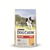 Dog Chow - Purina Chien Adulte Active Poulet