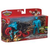 Bandai - Moto Cascade + Figurine 12 cm - Aqua - 43075