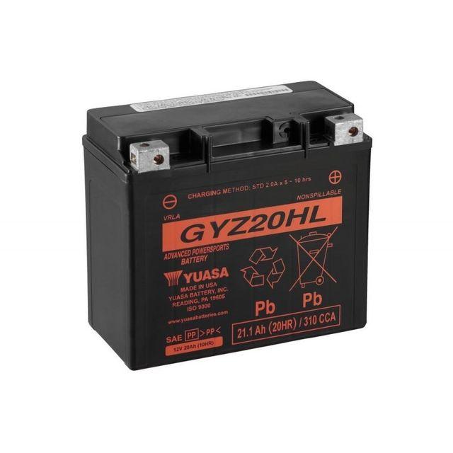 Yuasa Batterie Gyz20hl