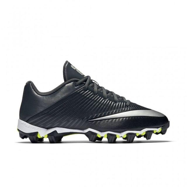 los angeles 83b9d 37d40 Nike - Crampons de Football Americain Vapor Shark 2 Low Noir.