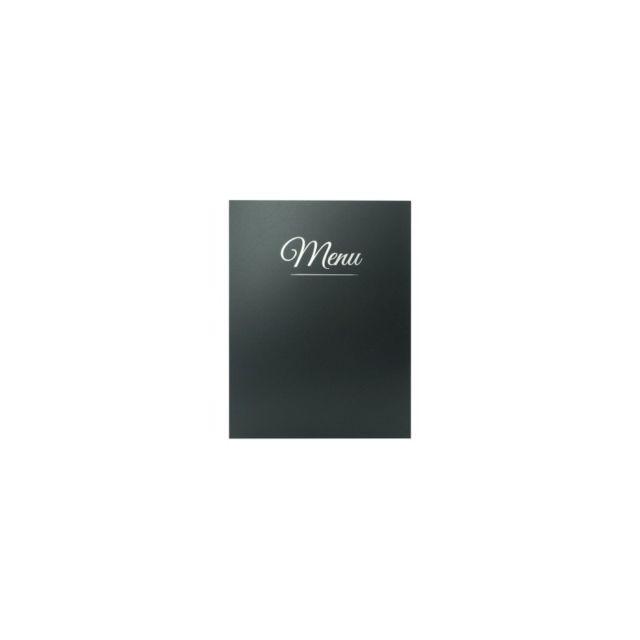 casselin prot ge menu classique a4 noir 4 vues pas cher achat vente tableau m mo. Black Bedroom Furniture Sets. Home Design Ideas