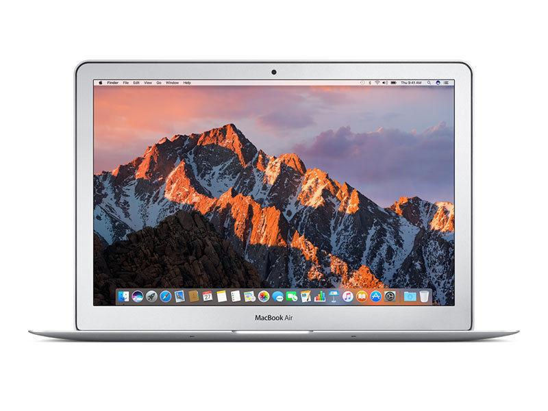 MacBook Air 13 - 128 Go - Argent - MQD32FN/A
