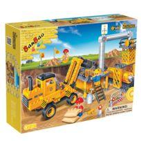 Banbao - construction - travaux publics pelleteuse + usine - 315 pieces