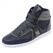 New York Yankees - Janeti Fake Suede Wo - Chaussures Femme