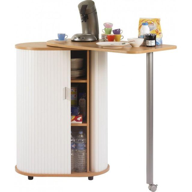 Simmob Table Et Meuble De Rangement De Cuisine Pas Cher Achat