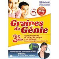 Mindscape - Graines De Génie 3E 14-15 Ans