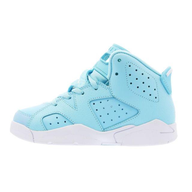 best website 8c38d 2ef76 Nike - Basket Nike Air Jordan 6 Retro Gp Cadet - 543389-407